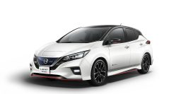 2018 Nissan Leaf Nismo: Sporty looks, but no extra power