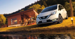 Nissan Note is Japan's number one car during 2018 H1, updates unveiled