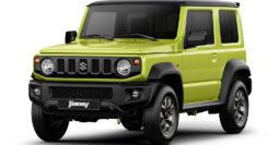 2019 Suzuki Jimny: Retro looks, all new platform, lots of offroading fun