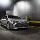 Toyota Avalon Limited Hybrid (2019, XX50, fifth generation, USA) photos