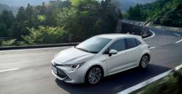 2018 Toyota Corolla Sport: Wide body hatch returns to Japan with turbo, AWD