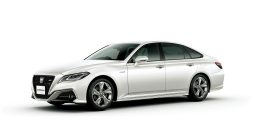 2018 Toyota Crown: 15th generation S220 model is lower, sleeker