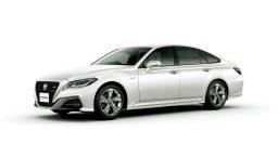 2018 Toyota Crown: 15th generation S220 model is lower, sleeker