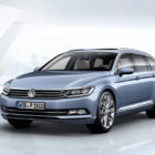Volkswagen Passat wagon (2014, B8, sixth generation, EU) photos