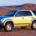 Toyota 4Runner (1996-2002, N180 third generation, USA) photos