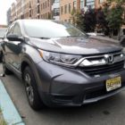 Honda CR-V LX AWD (2018, review car, fifth generation, USA) photos