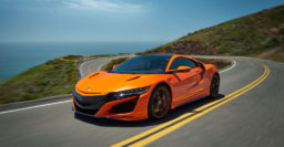 2019 Acura NSX: Slight visual update, faster, but no extra power