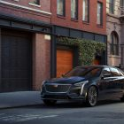 Cadillac CT6 V-Sport (2019 facelift, first generation, USA) photos