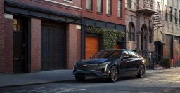 Cadillac leaving New York City, moving its HQ back to Detroit