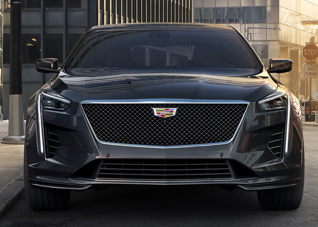 Cadillac registers CT2, CT3, CT4, CT5, CT7, CT8, XT2, XT3 ...