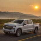 Chevrolet Silverado High Country (2019, fourth generation) photos