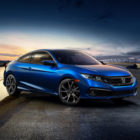 Honda Civic Sport coupe (2019 facelift, 10th generation, USA) photos