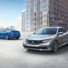 Honda Civic sedan (2019 facelift, 10th generation, USA) photos