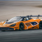 2019 McLaren 720S GT3 is a loud orange thing we like
