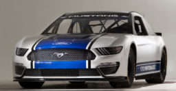Ford Mustang replaces Fusion as company's 2019 NASCAR Cup race car