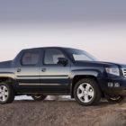 Honda Ridgeline RTL (2012 facelift, first generation, USA) photos