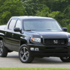 Honda Ridgeline Sport (2012 facelift, first generation, USA) photos