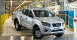 2019 Nissan Frontier (D23) goes into production in Argentina at Renault plant