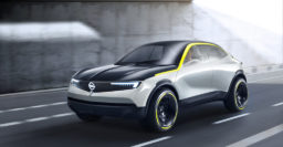 Opel / Vauxhall GT-X Experimental: Electric SUV spells out new design direction