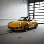 Porsche 911 Project Gold (2018 restomod, 1998 Type 993 Turbo) photos