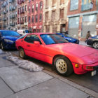 Porsche 924 (1976-1985, red, USA) photos