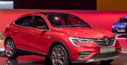 2019 Renault Arkana coupe SUV to be sold in Russia, Asia, not Europe