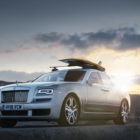 Rolls-Royce Ghost with surfboard (2018, RR04, first generation) photos