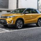 Suzuki Vitara (2019 facelift, fourth generation, UK, EU) photos