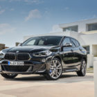 2019 BMW X2 M35i: 225kW / 306hp turbo I4 for sporty raised hatch