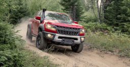 2019 Chevrolet Colorado ZR2 Bison: AEV tuned truck made for offroading
