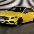 2019 Mercedes-AMG A35 4Matic: Detuned hot hatch to sit below A45