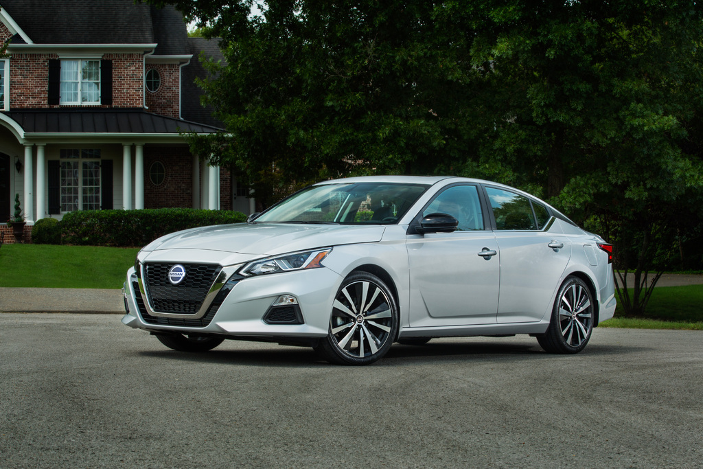 Nissan Altima SR VC-Turbo (2019, L34, sixth generation ...