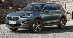 Seat Tarraco is a 7-seat SUV that doesn't look very Spanish