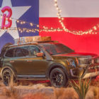 Kia Telluride (2020, first generation, Brandon Maxwell NYFW debut) photos