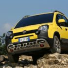 Fiat Panda Cross (2014, Type 319, third generation) photos