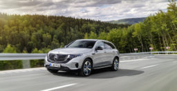 2020 Mercedes-Benz EQC400: Restyled electric GLC targets Tesla Model X