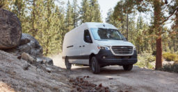2019 Mercedes-Benz Sprinter to be made in the USA