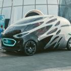 Mercedes-Benz Vision Urbanetic (2018) photos