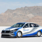 Volkswagen Jetta sets class land speed record in Bonneville