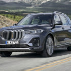 BMW X7 (2019, G07, first generation) photos