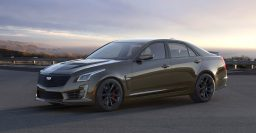 2019 Cadillac ATS-V, CTS-V Pedestal Edition: Poo brown end of the line