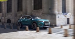 2019 DS 3 Crossback: French competitor for Audi Q2