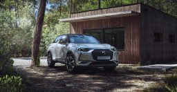 2019 DS 3 Crossback E-Tense: Electric SUV with French style