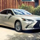 Lexus ES (2019, XV70, seventh generation, ES300h, JDM) photos