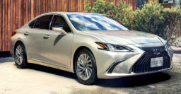 Lexus will be available in Mexico from Q3 2021