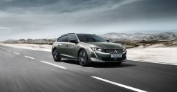 2019 Peugeot 508 SW First Edition: Only 75 coming to the UK