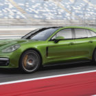 Porsche Panamera GTS Sport Turismo (2019, Type 971, 2nd gen) photos
