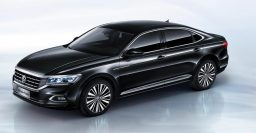 2020 Volkswagen Passat for USA previewed by new LWB sedan in China