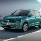 2019 Volkswagen T-Cross: Small SUV for Europe, China, South America
