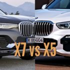 2019 BMW X7 vs X5: G07 and G05 differences compared side by side